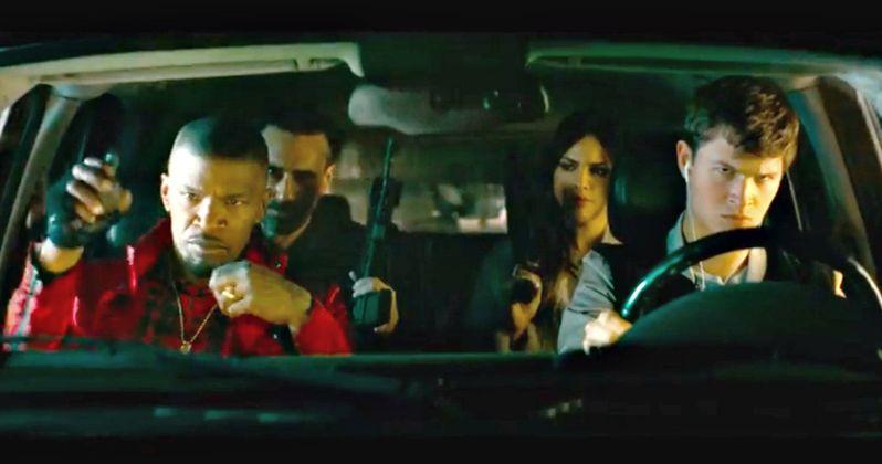 Baby Driver Trailer #2 Brings Fast Cars, Hot Beats & Blazing Guns