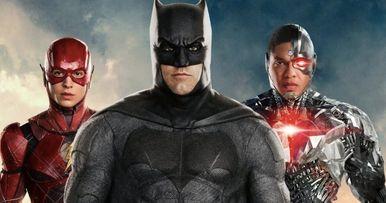 Justice League VFX Video Reveals Batman and Cyborg's Superhero Secrets