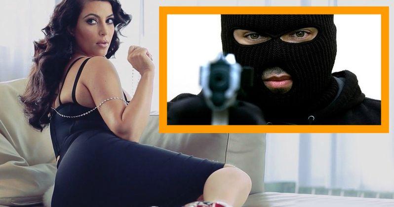 Kim Kardashian West Robbed at Gunpoint in Million Dollar Jewelry Heist