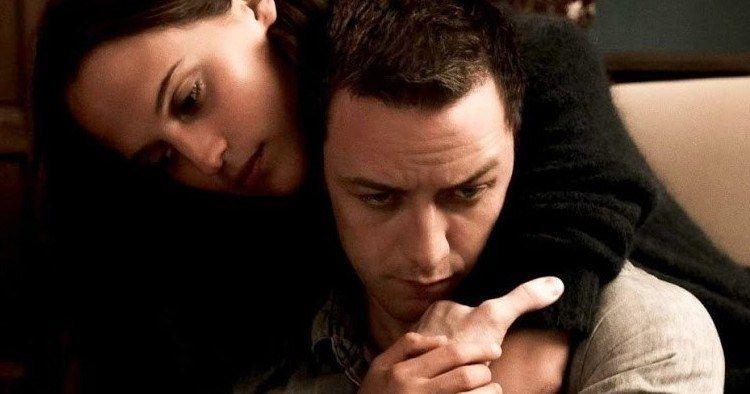 Wim Wenders' Submergence Trailer Unites James McAvoy & Alicia Vikander