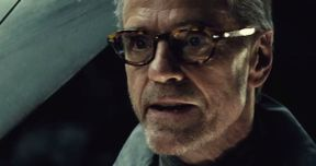 Justice League Brings Back Jeremy Irons as Alfred