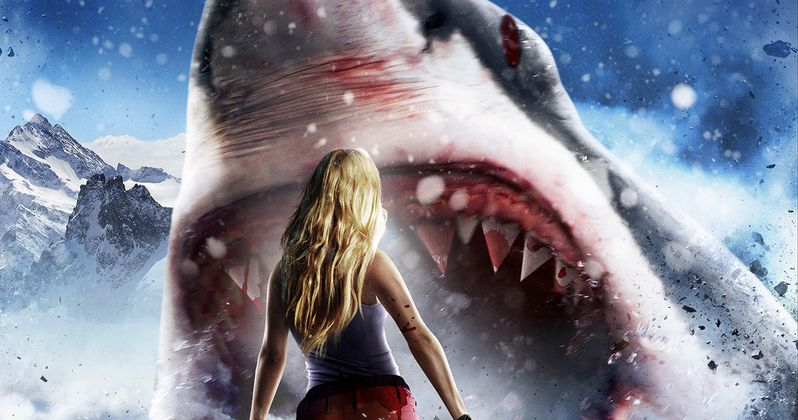 Avalanche Sharks Clip Tells Great White Origin Story   EXCLUSIVE