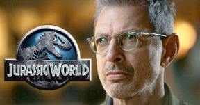 Jeff Goldblum Is Back for Jurassic World 2