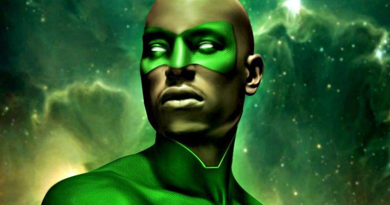 Green Lantern Corps Closer to Getting Tyrese as John Stewart?
