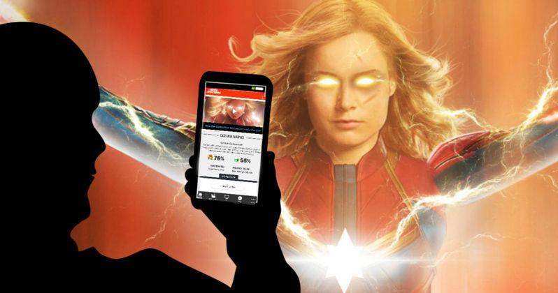 Captain Marvel Trolls Failed to Affect Box Office Claims Producer