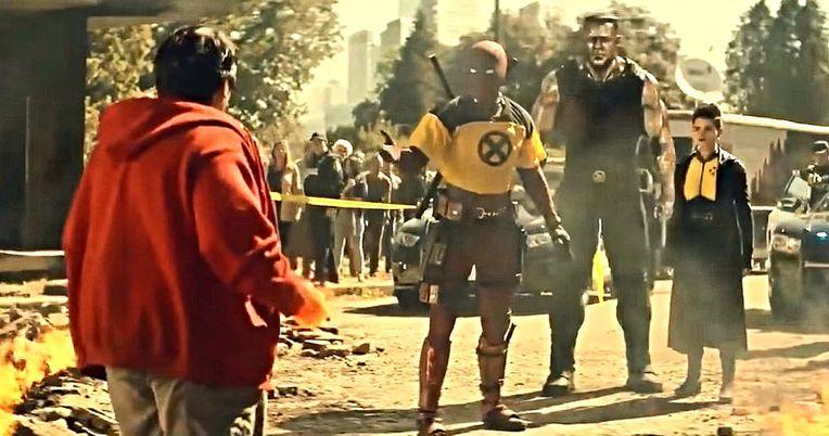 Meet the Deadly Firefist in New Deadpool 2 Clip