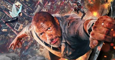 Can Ant-Man 2 Topple The Rock's Skyscraper at the Box Office?