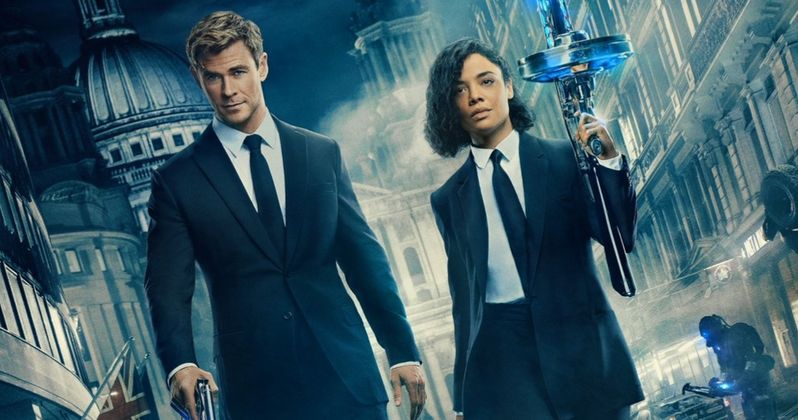 MIB: International Review #2: Chris Hemsworth & Tessa Thompson Make This Look Good