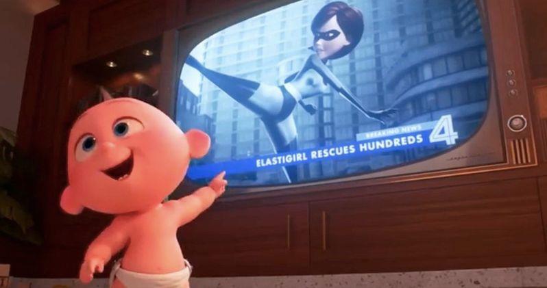 New Incredibles 2 Sneak Peek Arrives as Tickets Go on Sale