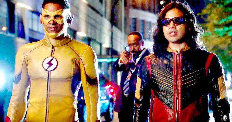 The Flash Season 4 Trailer Gives Team Flash a New Look