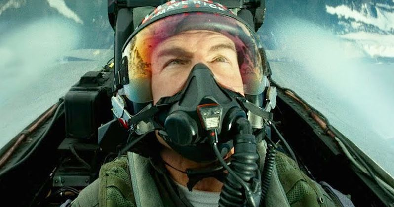 Top Gun 2: Maverick Trailer Is Here as Tom Cruise Lands at Comic-Con