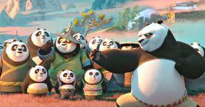 Kung Fu Panda 3 Trailer #2 Unleashes an Army of Panda Warriors