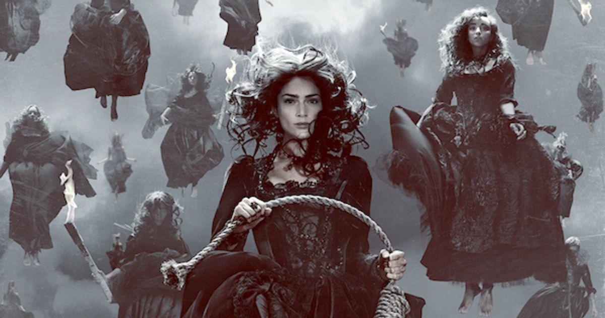 Web Com Reviews >> Salem Season 2 Trailer Declares War on All Witches