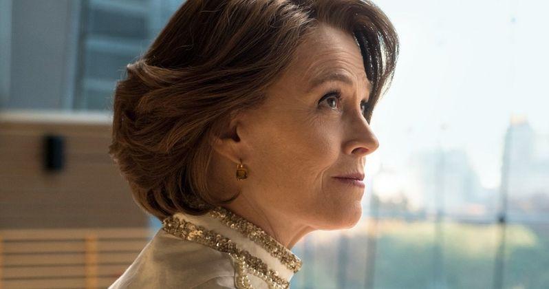 Sigourney Weaver's Villain Revealed in The Defenders