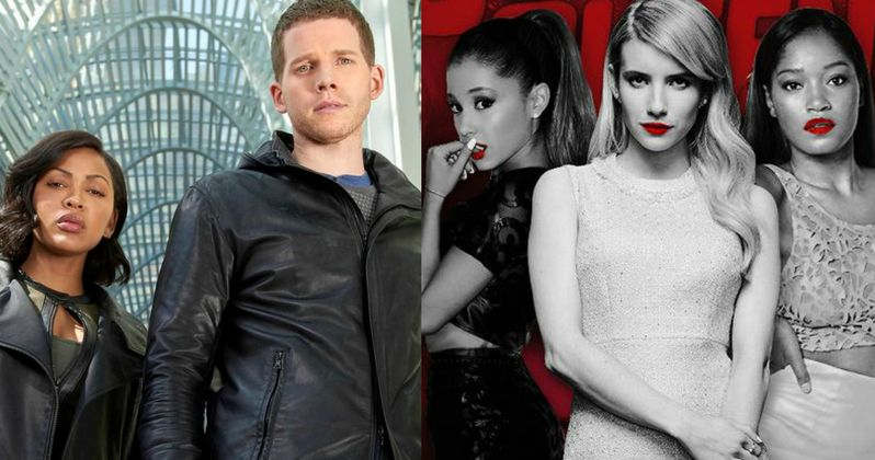 Minority Report & Scream Queens Will Debut at Comic-Con 2015