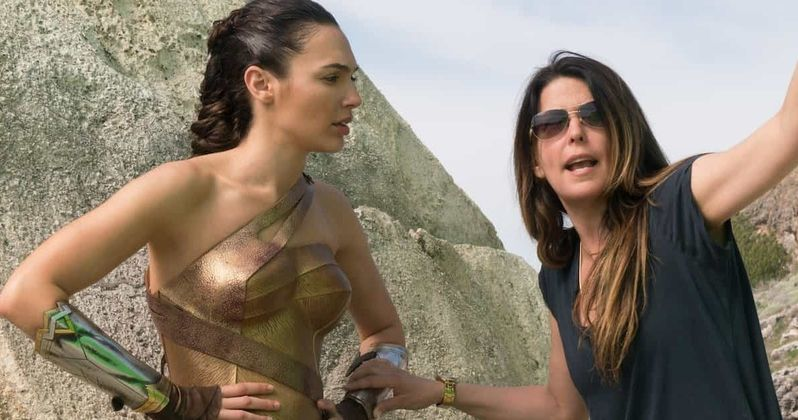 Wonder Woman Fans Protest Director's Golden Globes Snub