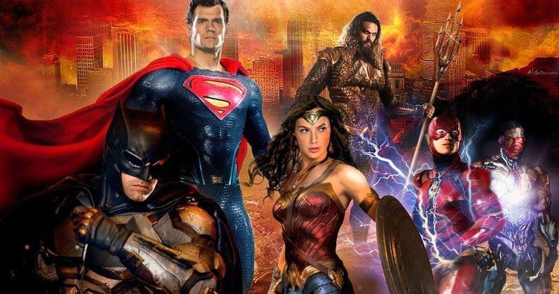 Warner Bros. Confirms Justice League Snyder Cut Isn't Happening