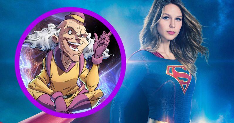 Supergirl Season 2 Will Introduce Mister Mxyzptlk