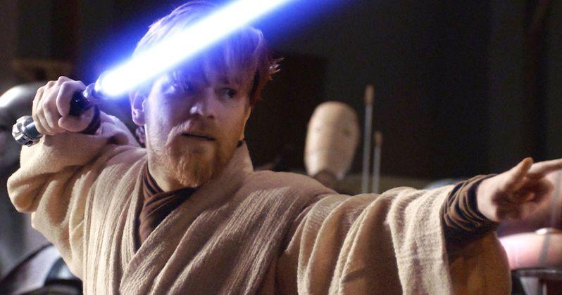 Obi-Wan Kenobi Disney+ Series with Ewan McGregor Officially Announced