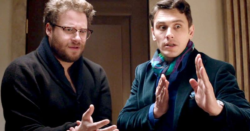 The Interview Expands to PlayStation, Vudu & Cable VOD
