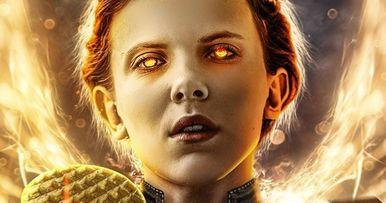 Stranger Things Kids Imagines as X-Men Mutants in Amazing Fan Art