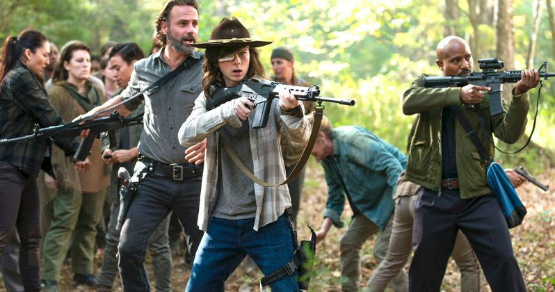 Walking Dead Easter Egg Hints at a Major Death in Midseason Finale