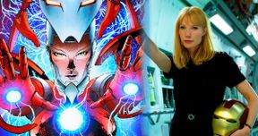 Avengers 4 Leak Shows Gwyneth Paltrow in Iron Man Rescue Armor