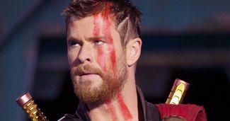 Chris Hemsworth Enjoys Birthday Wishes from Marvel & DC Superhero Stars