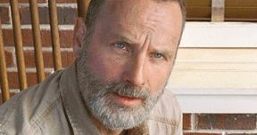 Andrew Lincoln Discusses Rick Grimes' Departure on The Walking Dead at #SDCC