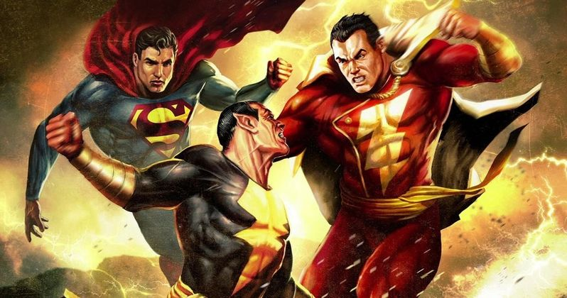 Zachary Levi Wants Shazam to Fight Superman and Black Adam