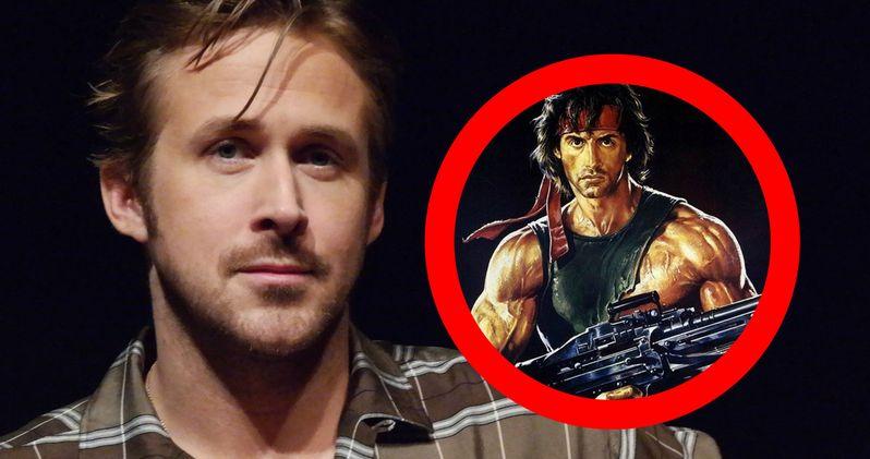 Stallone Wants Gosling as Rambo, What's Ryan's Response?