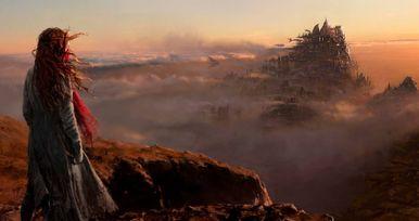 Peter Jackson Unveils Mortal Engines Concept Art