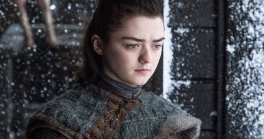 Maisie Williams Drops Major Game of Thrones Clue as She Wraps Shooting