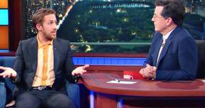 Watch Ryan Gosling Stump Stephen Colbert on Lord of the Rings Trivia