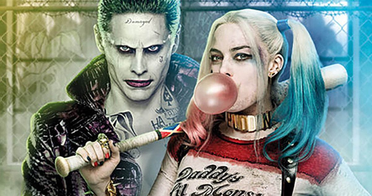 Joker Returns In Birds Of Prey Set Photos Has Jared Leto Been Recast