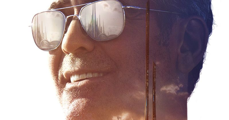 4 Tomorrowland Character Posters Feature George Clooney