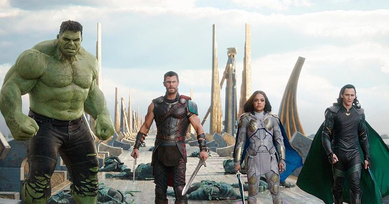 Revengers Unite in New Thor: Ragnarok Sneak Peek