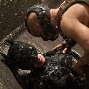 The Dark Knight Rises Bane Vs. Batman Blu-ray Fight Featurette