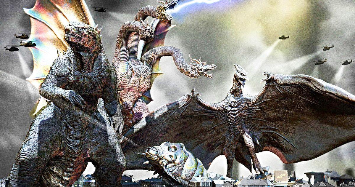Godzilla 2 Rating Promises a Lot of Monster Action, Violence & Destruction