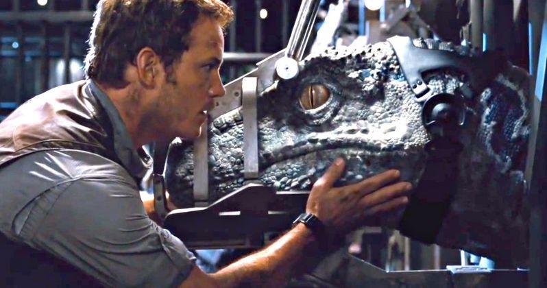 Two Jurassic World TV Spots Have Raptors on the Hunt!