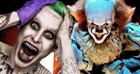 Pennywise Vs. Joker Fan Trailer Takes IT in a Wild New Direction