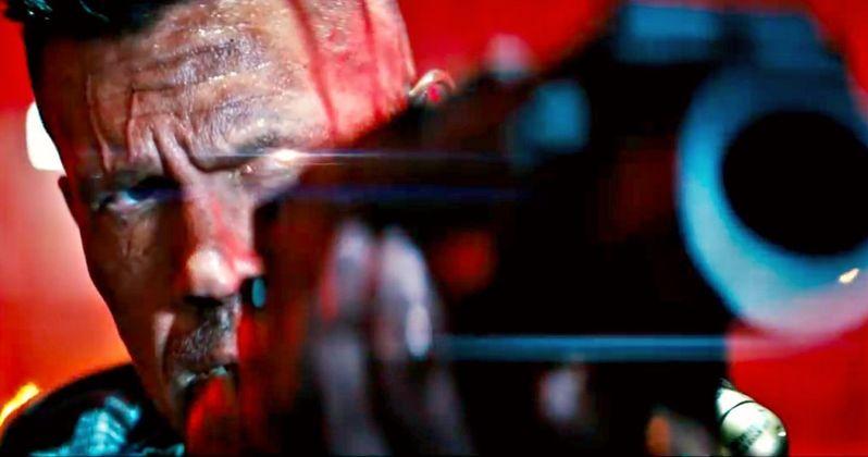 Deadpool 2 Trailer Unleashes Josh Brolin as Cable