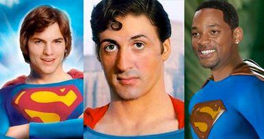 15 Actors Almost Cast as Superman
