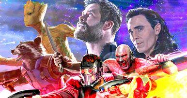 Massive Avengers: Infinity War Poster Reveals Every Major Character