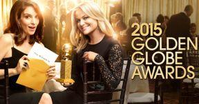 2015 Golden Globes Winners!