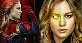 Brie Larson Wasn't Sure About Captain Marvel Role