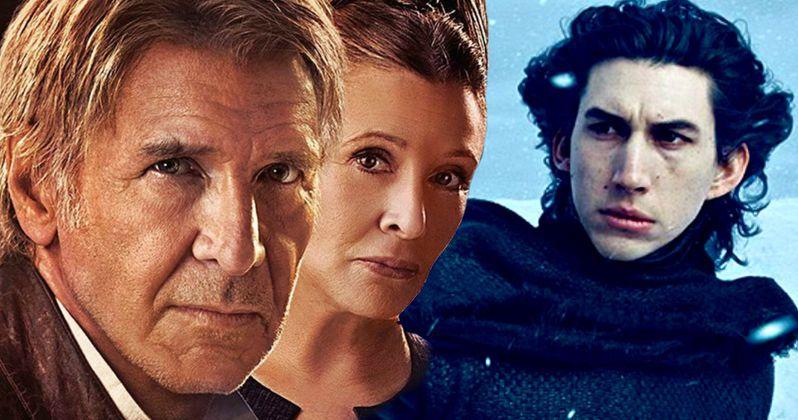 Will Leia's Death Redeem Kylo Ren in Star Wars 9?