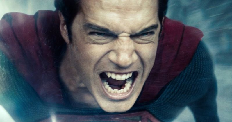 Reporter Who Hated Man of Steel Gets Death Threats