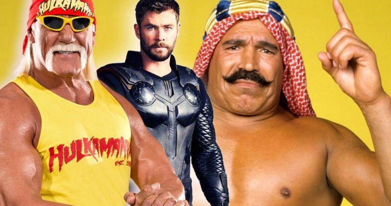 Iron Sheik Threatens to Suplex Chris Hemsworth Over Hulk Hogan Biopic