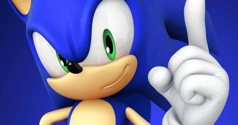 Creepy Sonic The Hedgehog Leaked Poster Is Real And Fans Cant Handle It